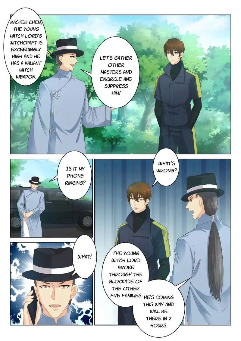 Rebirth Of The Urban Immortal Cultivator - chapter 87 - #1