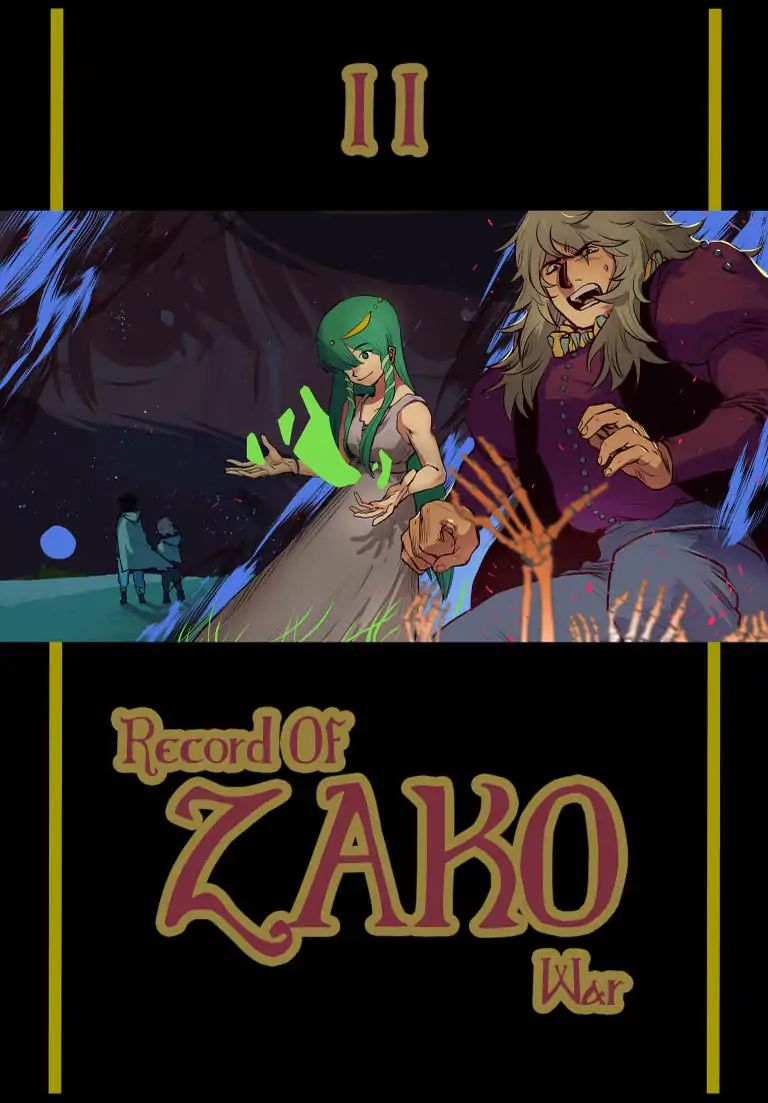 Record of Zako War - chapter 2 - #1