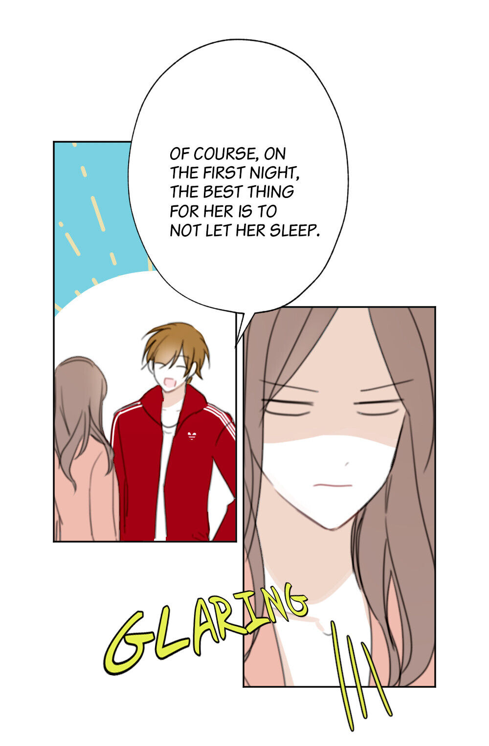 Red Thread Gods - chapter 25 - #1