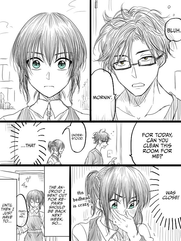 Rental Android - chapter 2 - #1