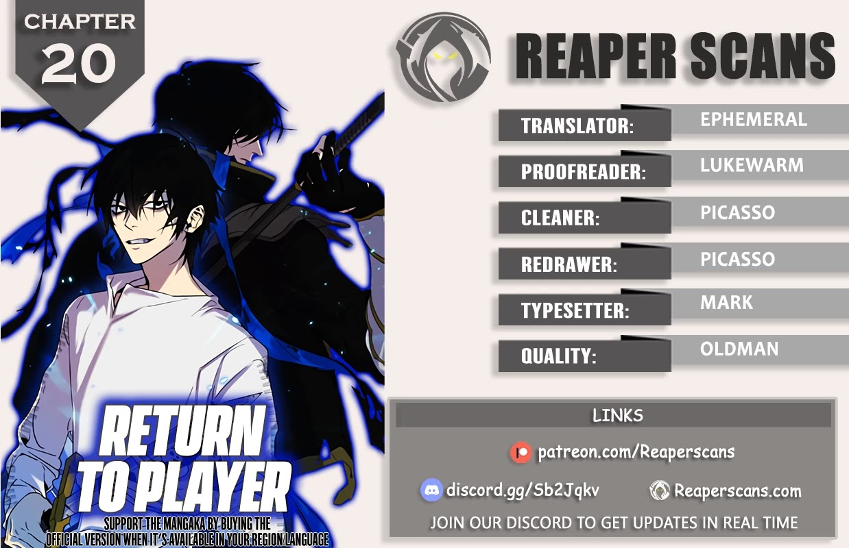 Return to Player - chapter 20 - #1
