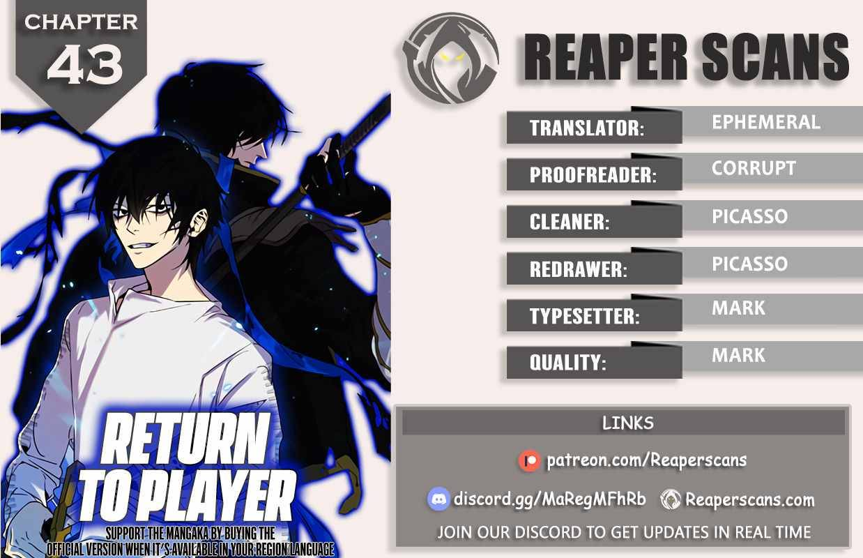 Return To Player - chapter 43 - #1