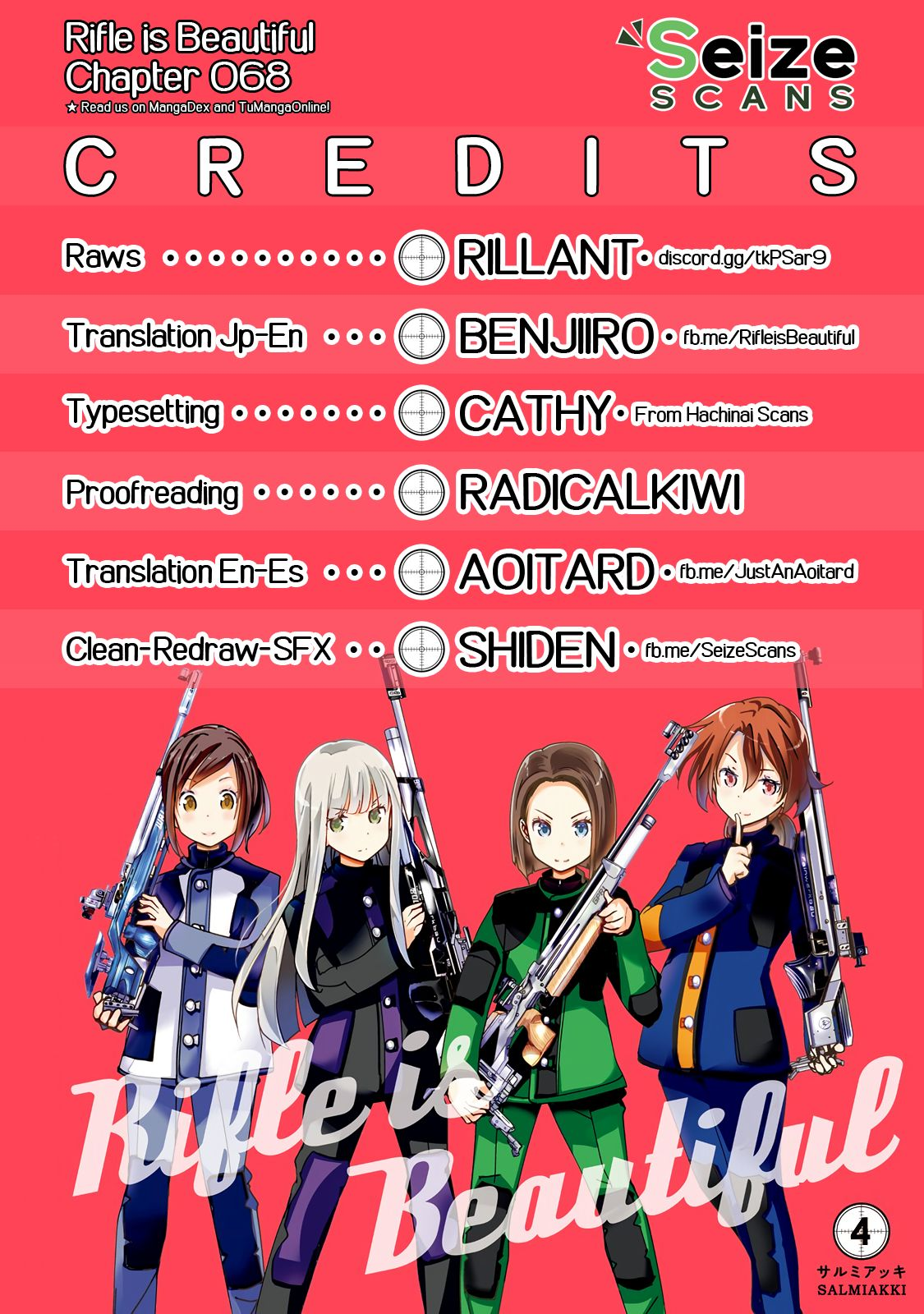 Rifle is Beautiful - chapter 68 - #1