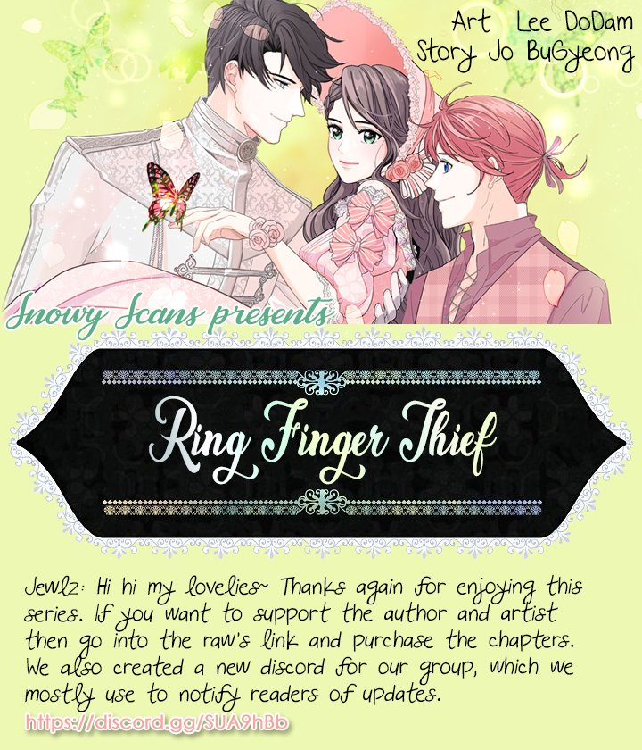 Ring Finger Thief - chapter 8 - #1
