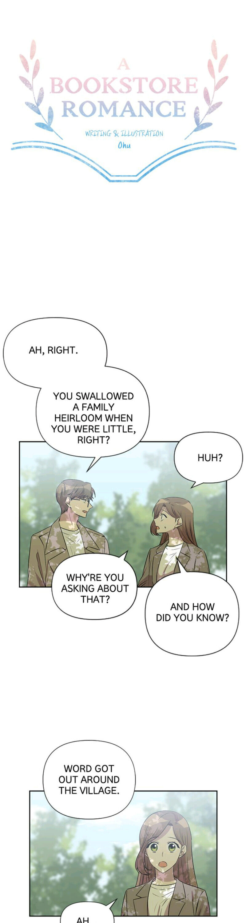 Romance In The Old Bookstore - chapter 52 - #2
