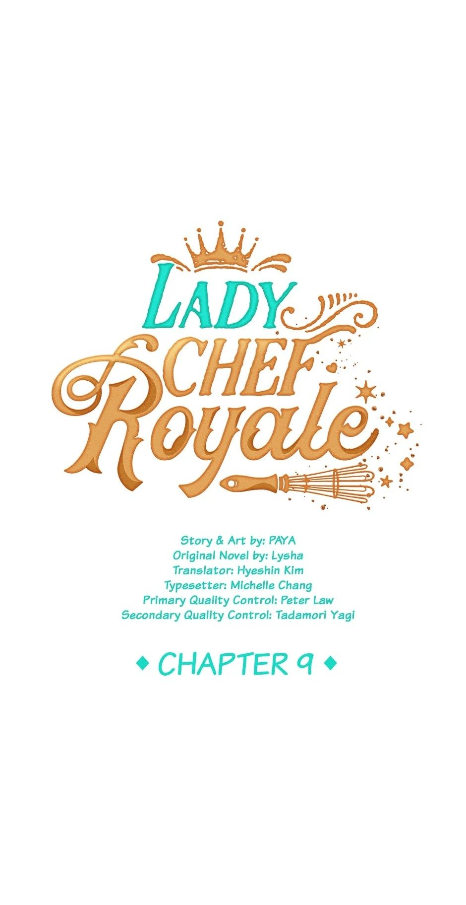 Royal Shop of Young Lady - chapter 9 - #1