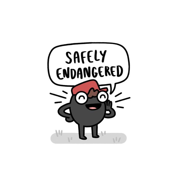 Safely Endangered - chapter 501 - #1