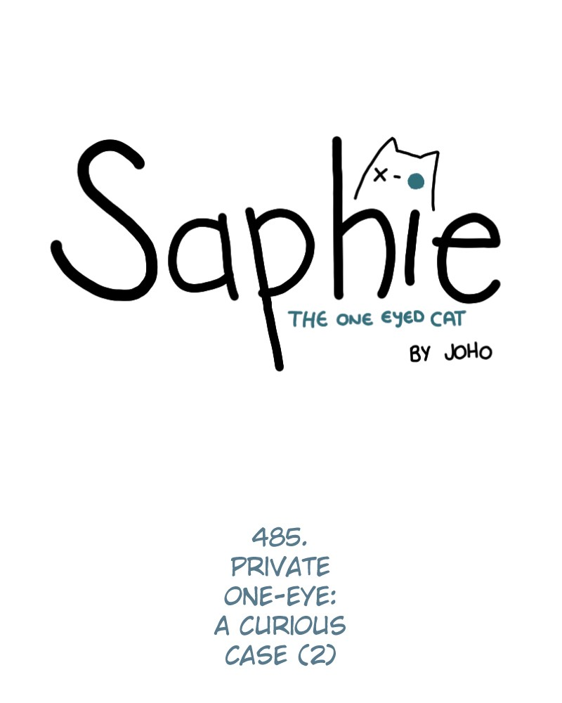 Saphie: The One-eyed Cat - chapter 487 - #1