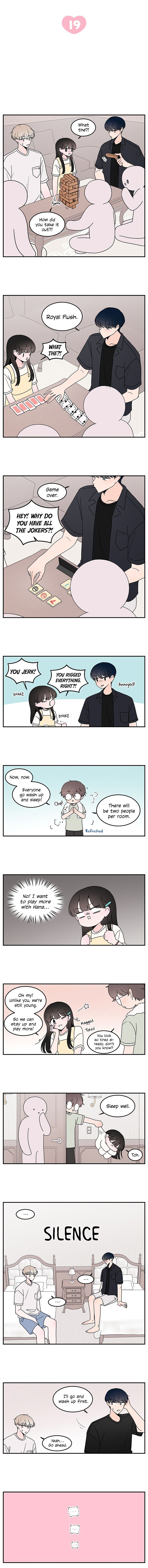 Second Lead Complex - chapter 19 - #3