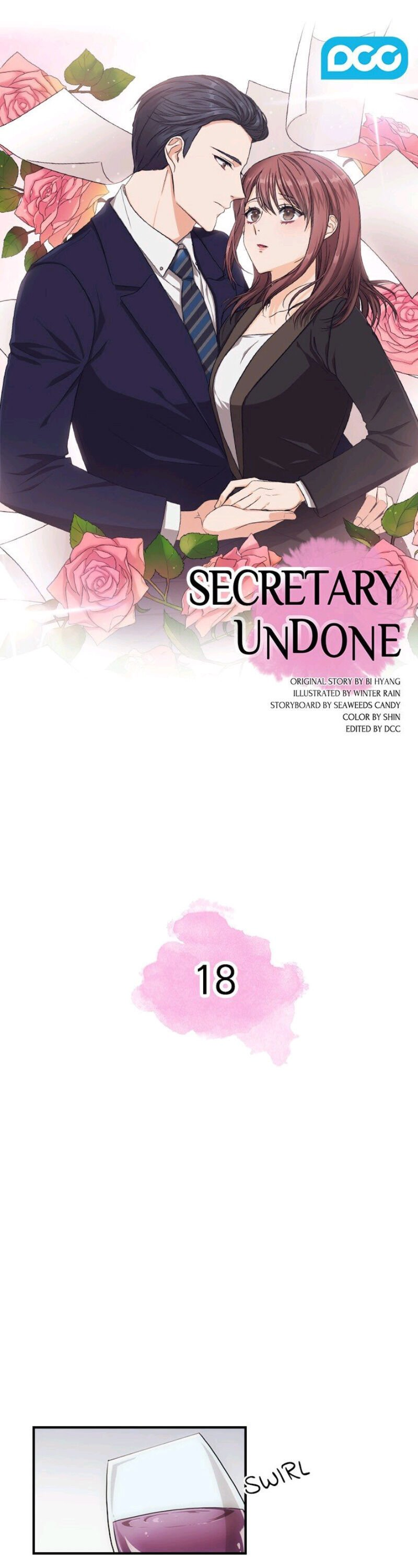Secretary Disqualification - chapter 18 - #1