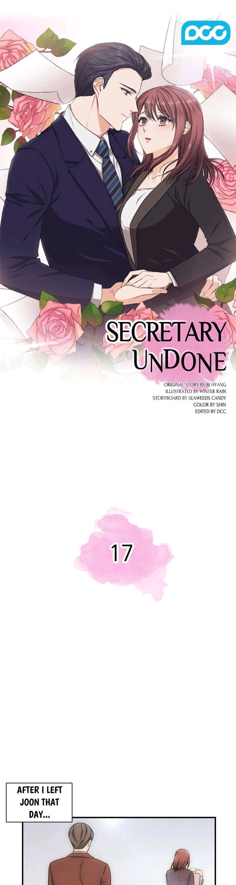 Secretary Undone - chapter 17 - #1