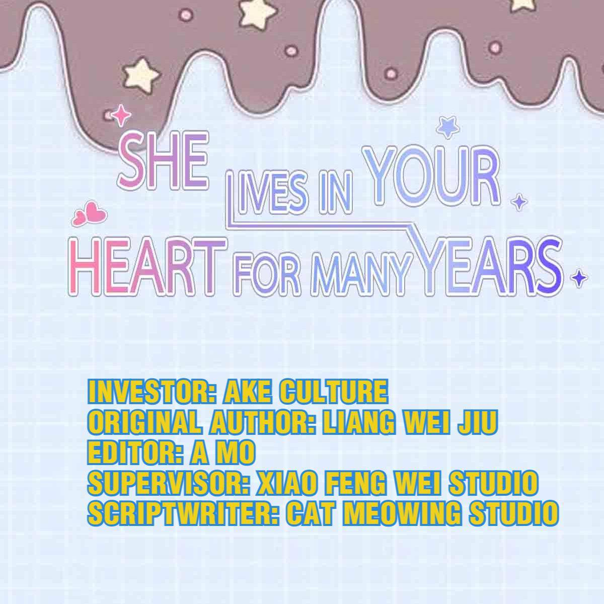 She Lived In Your Heart For Many Years - chapter 37 - #1