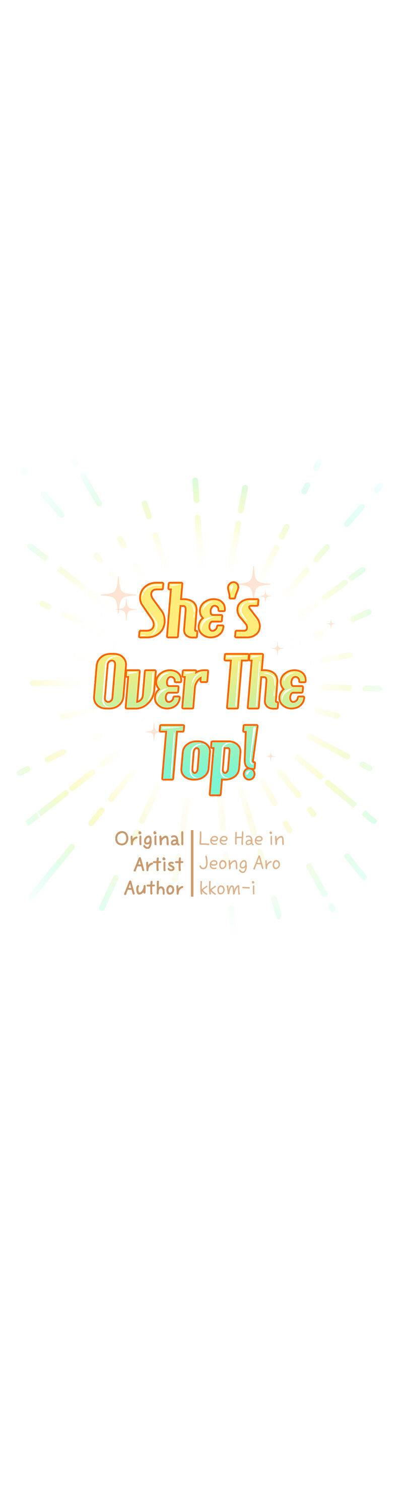 She'S Over The Top! - chapter 38 - #1