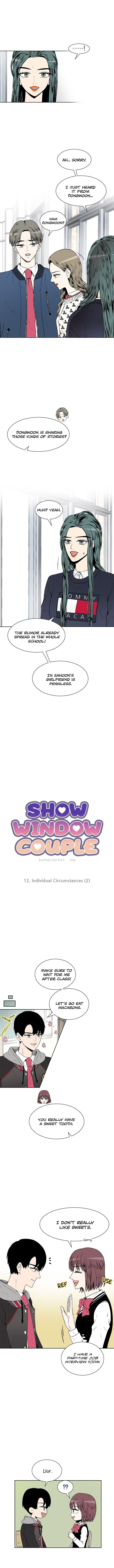 Show Window Couple - chapter 12 - #3