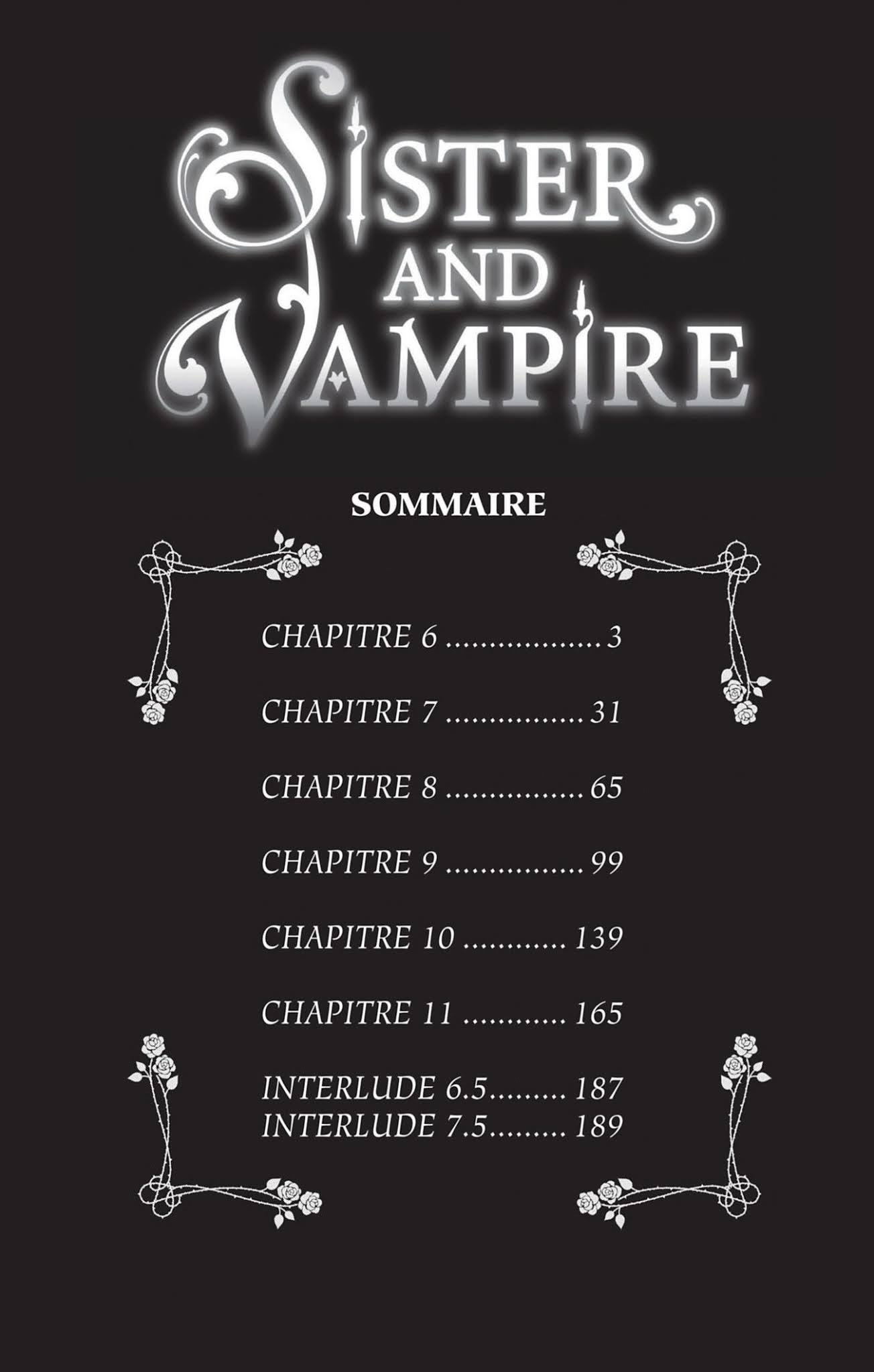Sister To Vampire - chapter 6 - #3