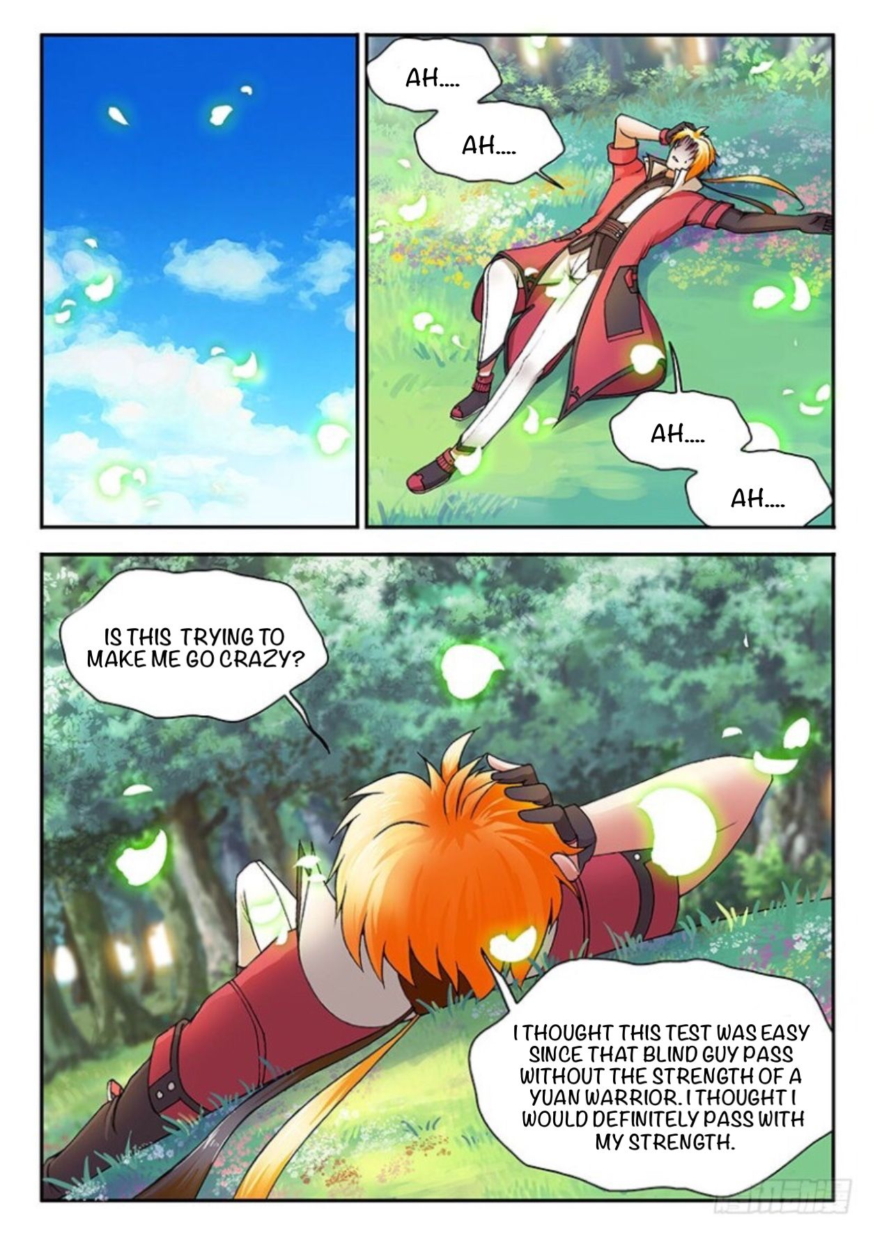 Soaring Heavenly Dragon - chapter 22 - #2