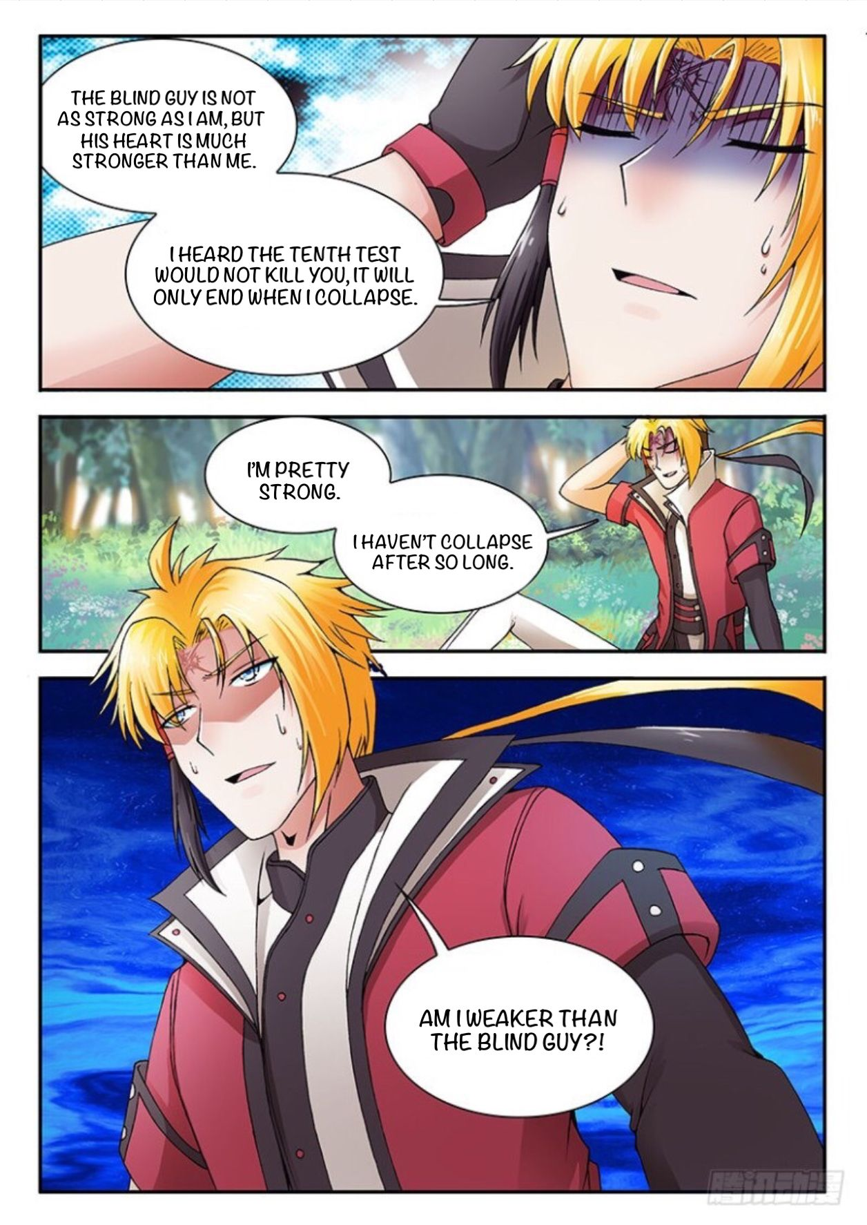 Soaring Heavenly Dragon - chapter 22 - #3