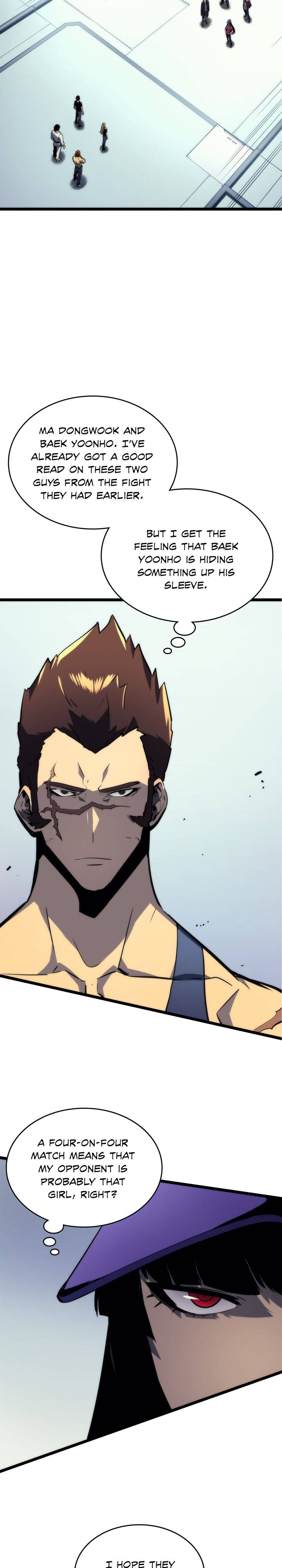 Solo Leveling - chapter 92 - #2
