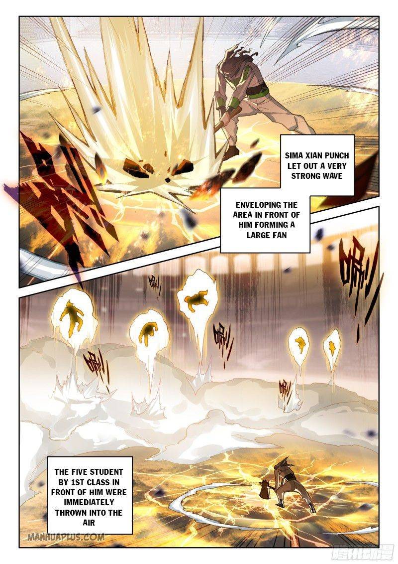 Soul Land iv - The Ultimate Combat - chapter 205.5 - #2