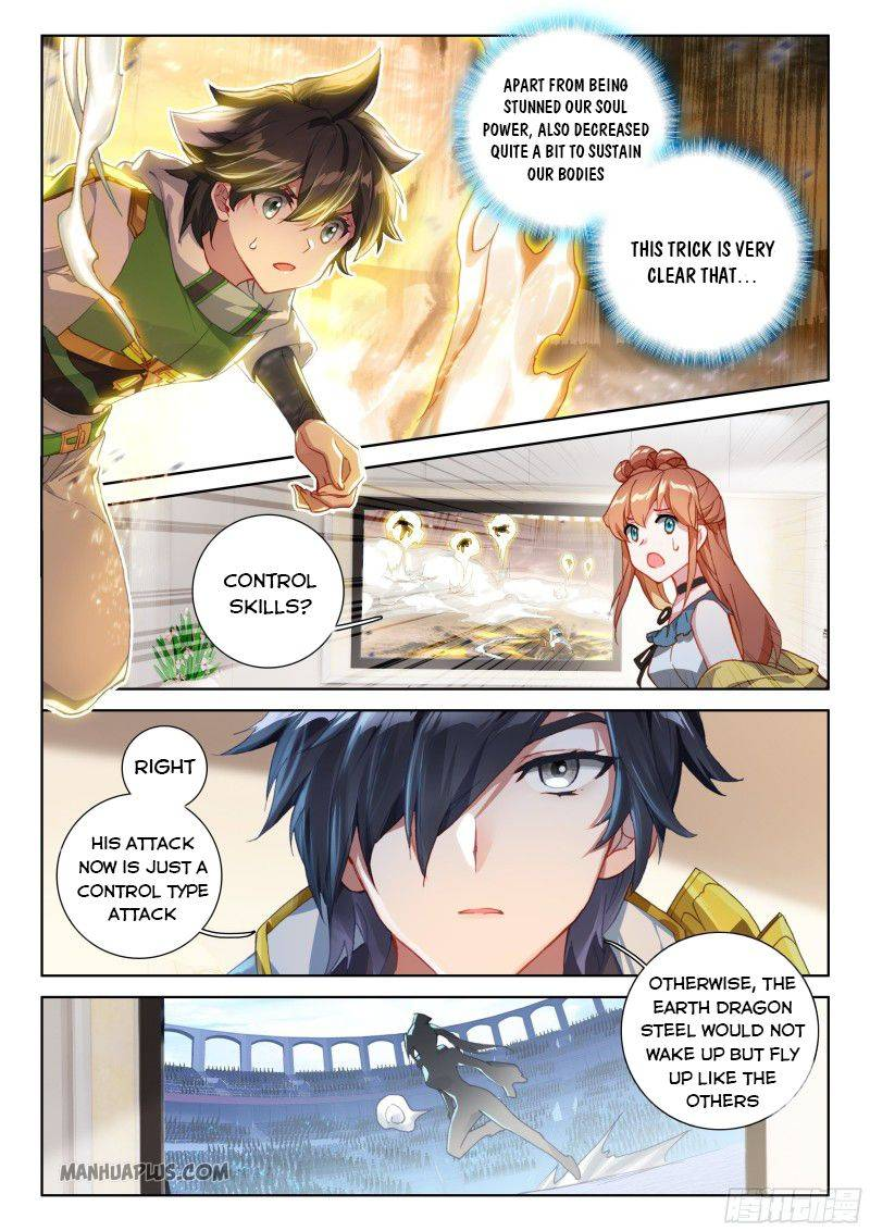 Soul Land iv - The Ultimate Combat - chapter 205.5 - #3