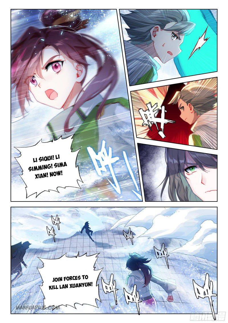 Soul Land iv - The Ultimate Combat - chapter 206.5 - #1