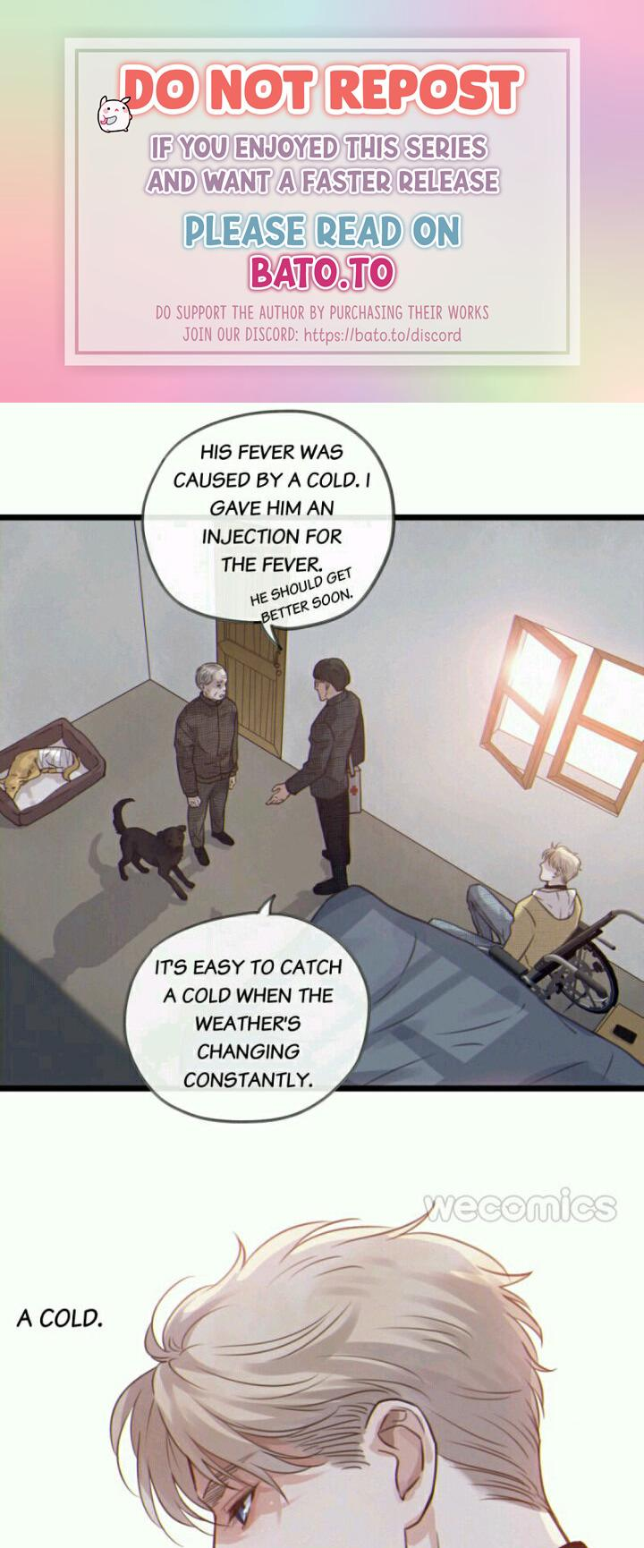 Starry Night - chapter 15 - #1