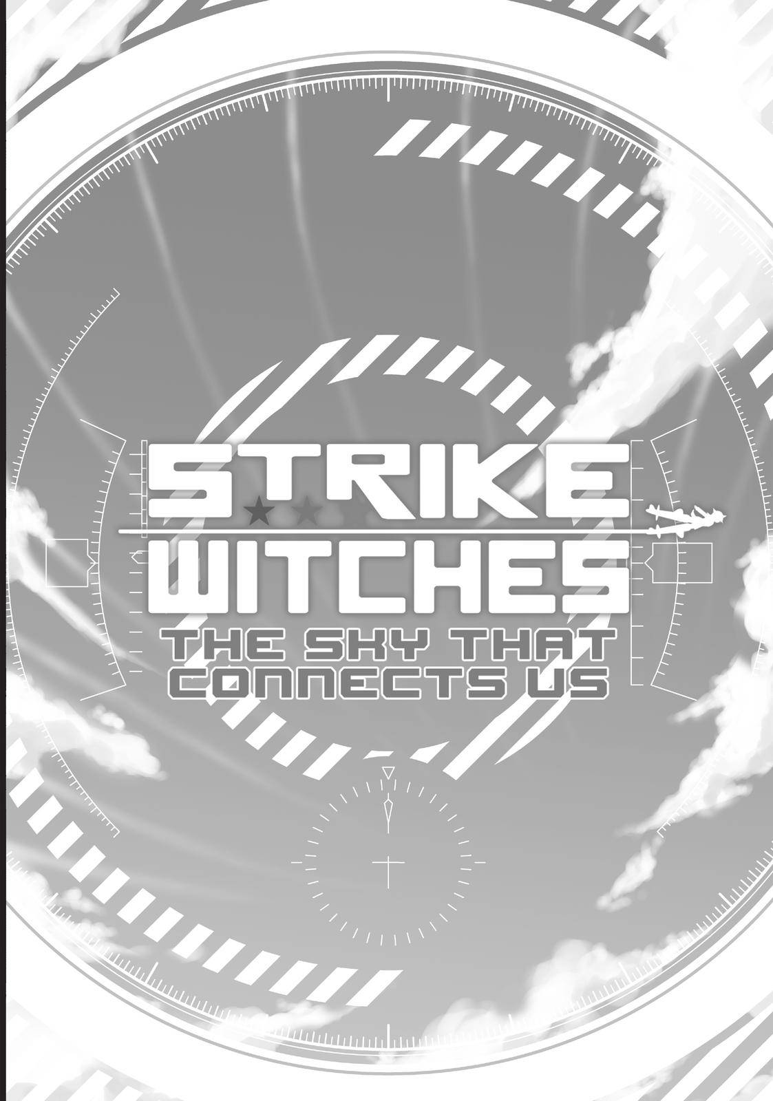 Strike Witches -  The Sky That Connects Us - chapter 5 - #1