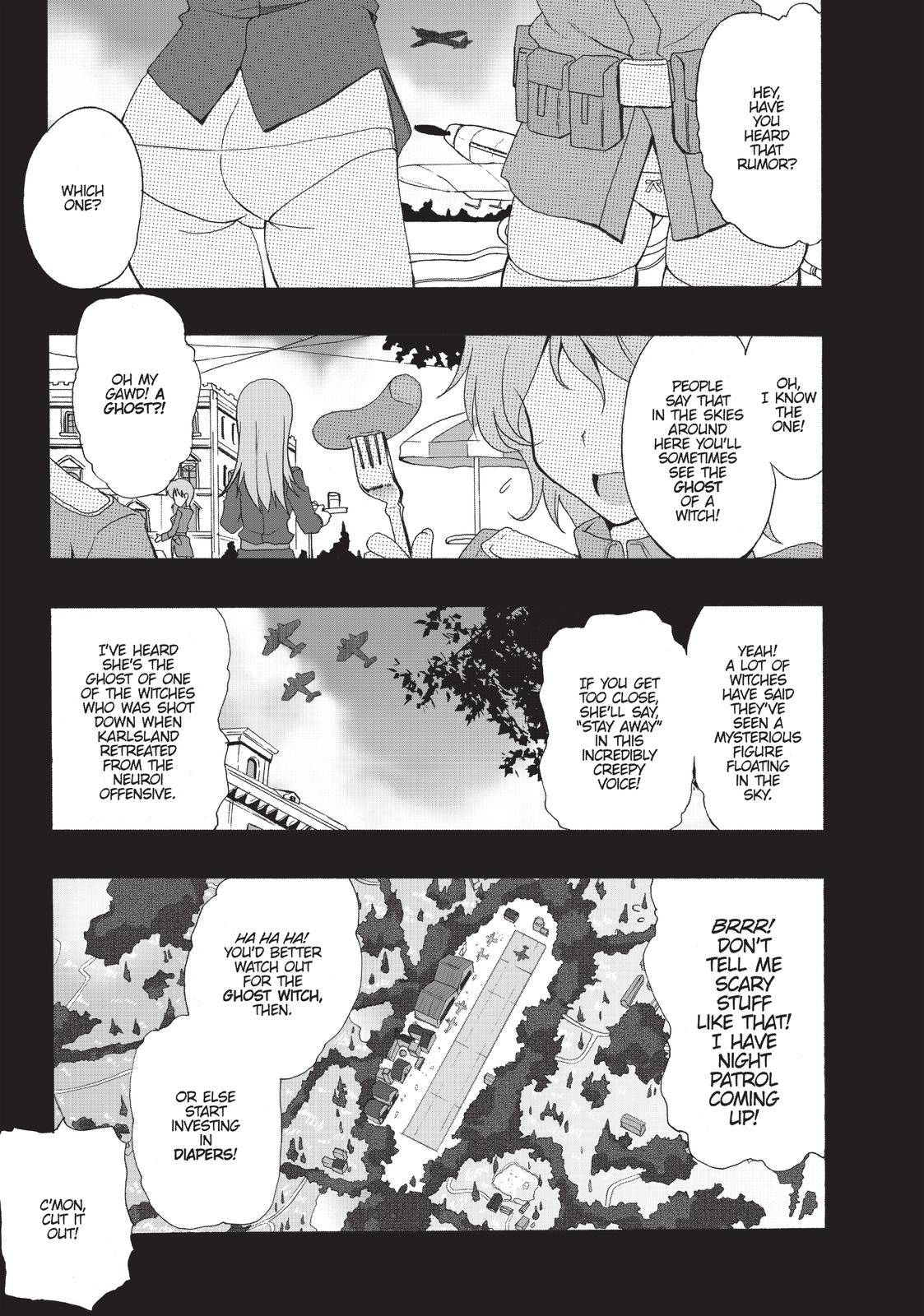 Strike Witches -  The Sky That Connects Us - chapter 5 - #2