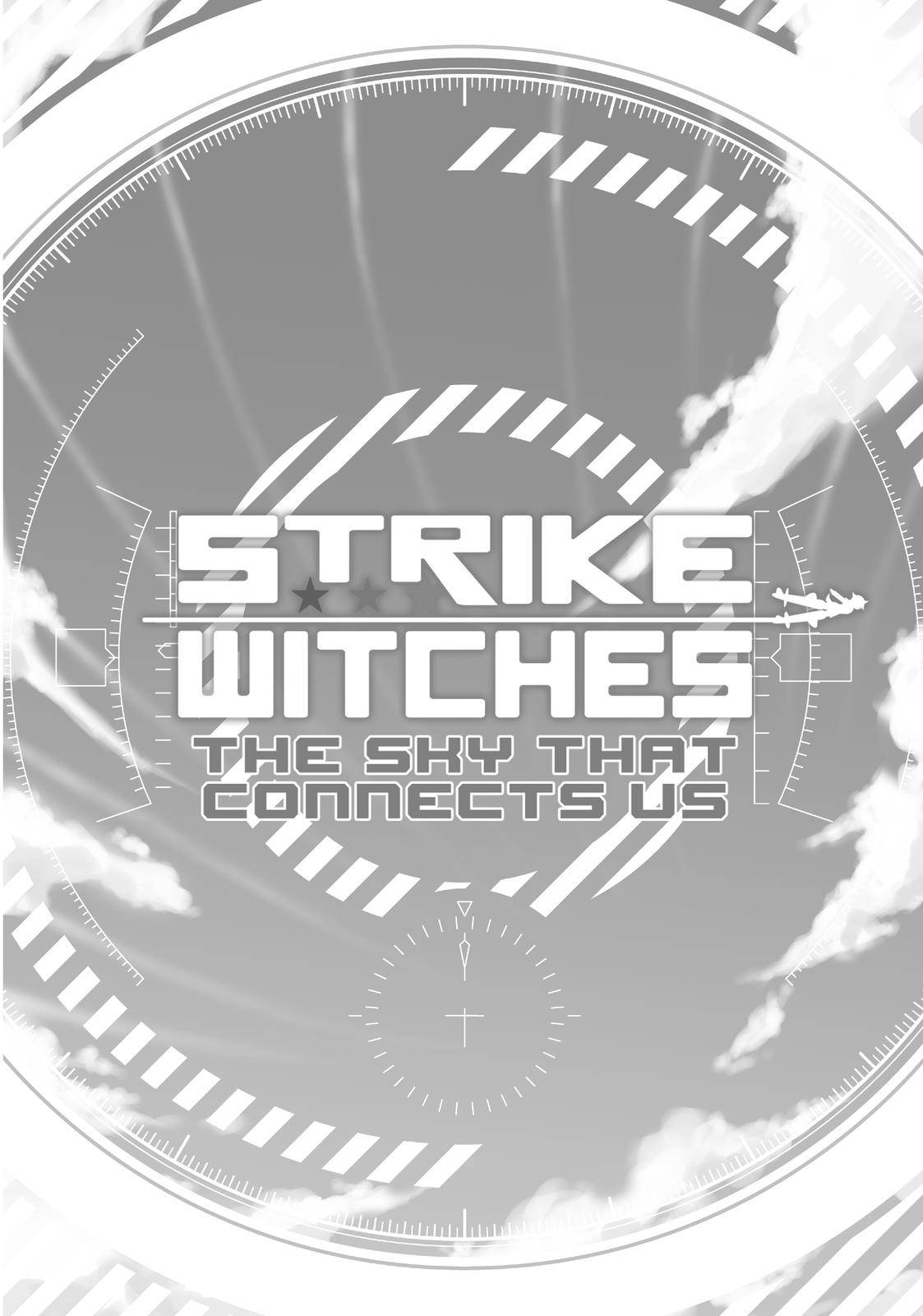 Strike Witches -  The Sky That Connects Us - chapter 8 - #1