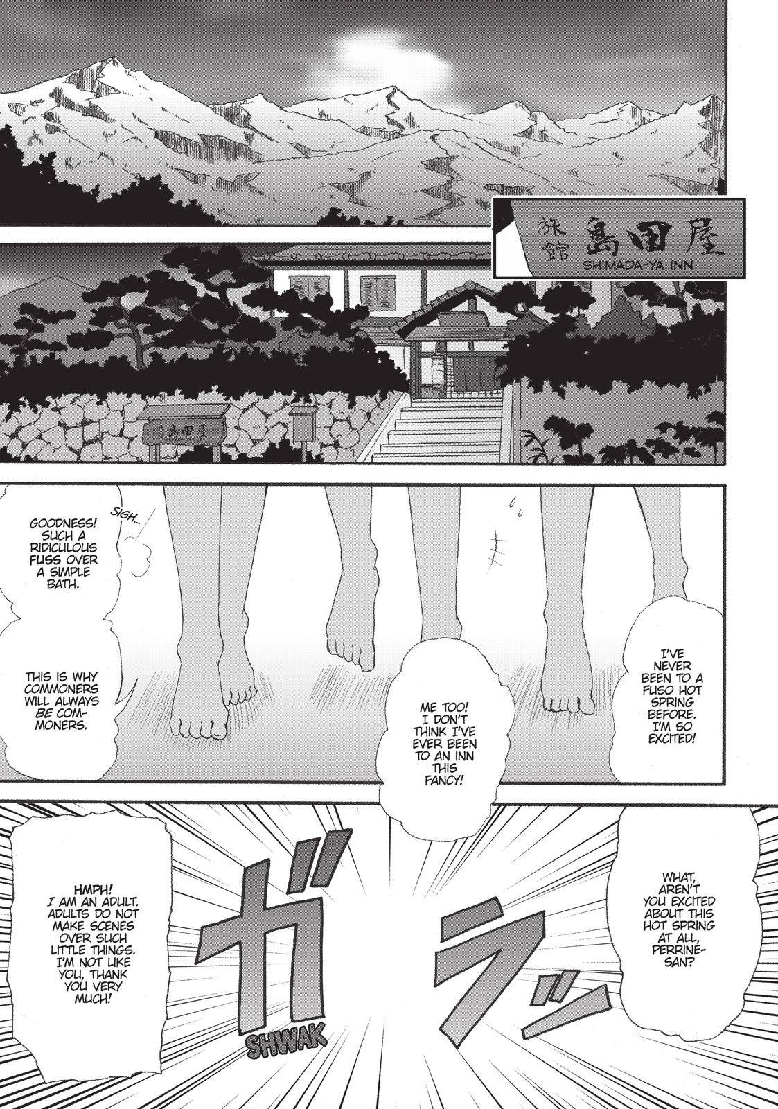 Strike Witches -  The Sky That Connects Us - chapter 8 - #2