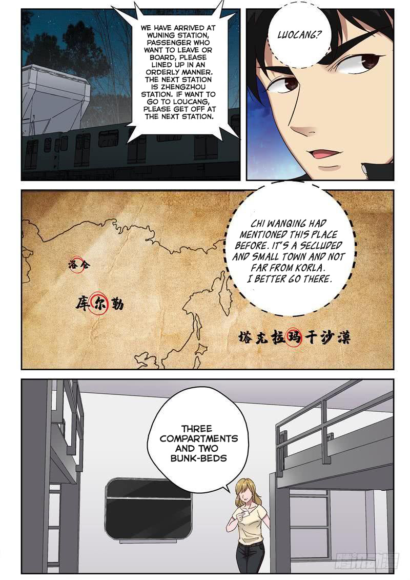 Strongest Abandoned Son - chapter 92 - #2