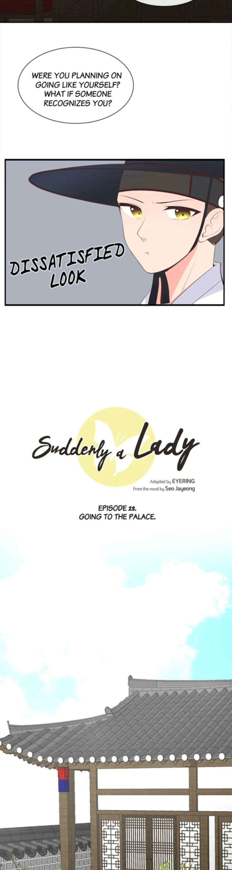 Suddenly I'm A Noblewoman - chapter 23 - #2