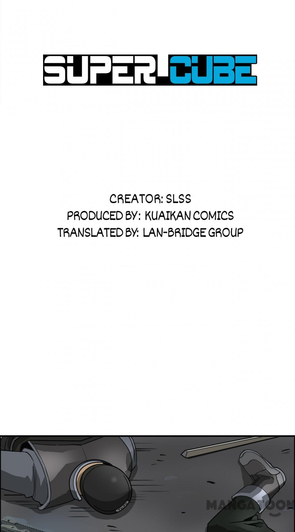 Super Cube - chapter 81 - #1