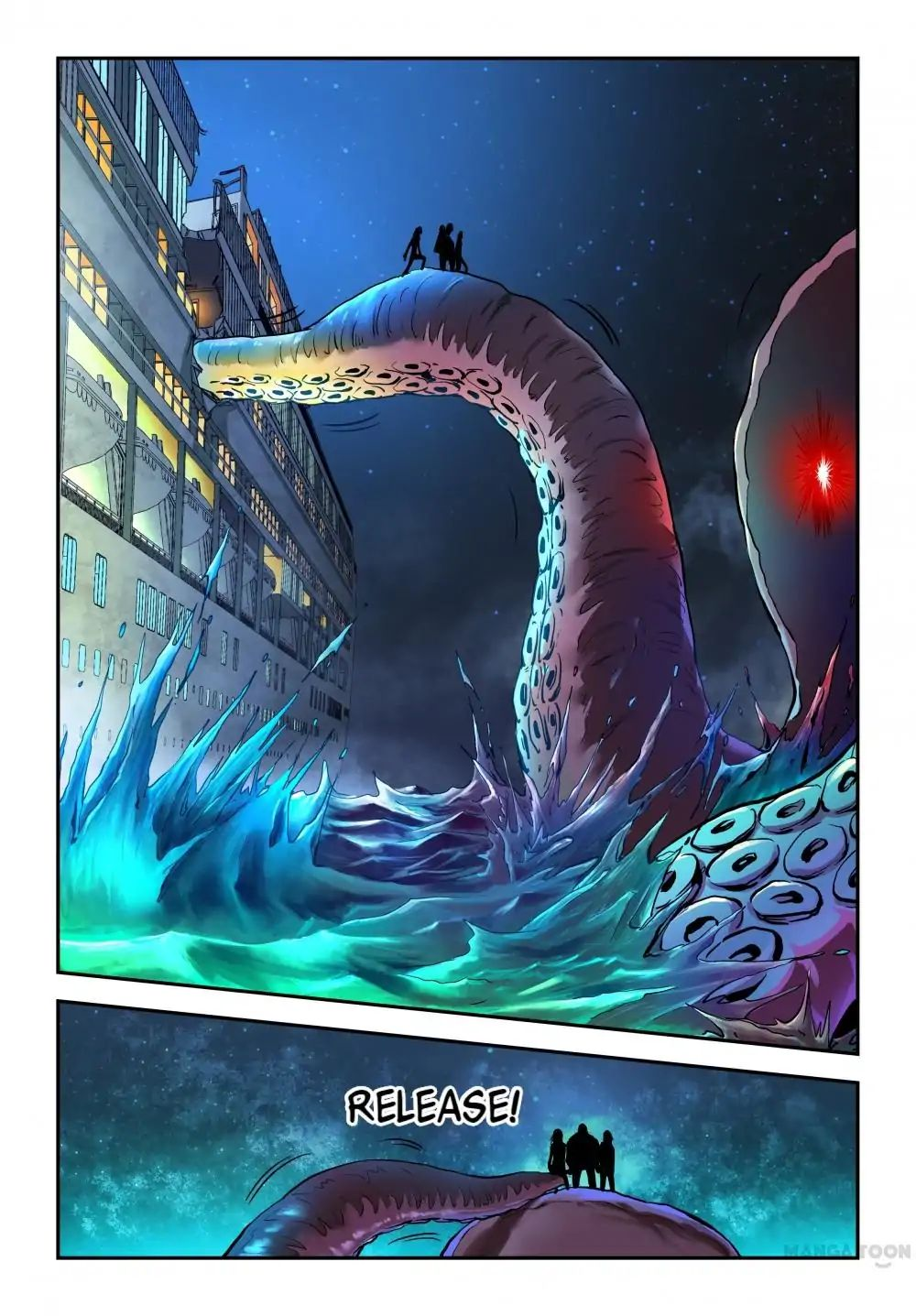 Super Electric Eel Replication - chapter 19 - #1