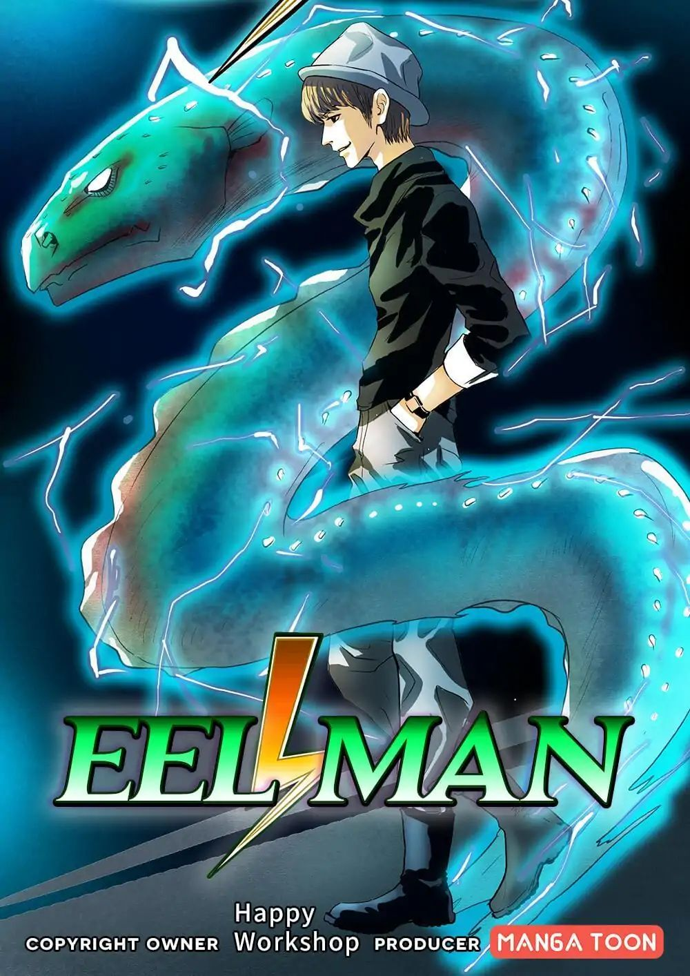 Super Electric Eel Replication - chapter 2 - #1