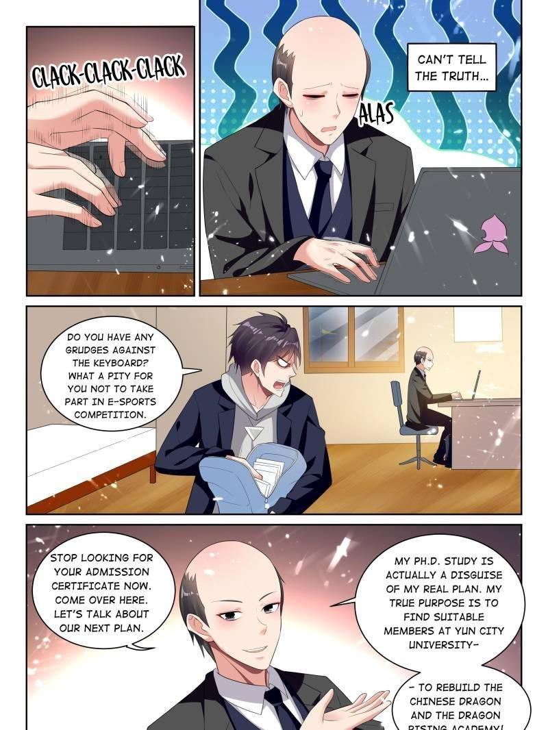 Super Shared Boyfriend System - chapter 66 - #3