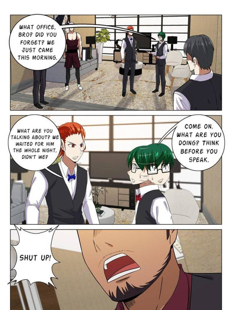 Super X-Ray Eyes - chapter 121 - #1