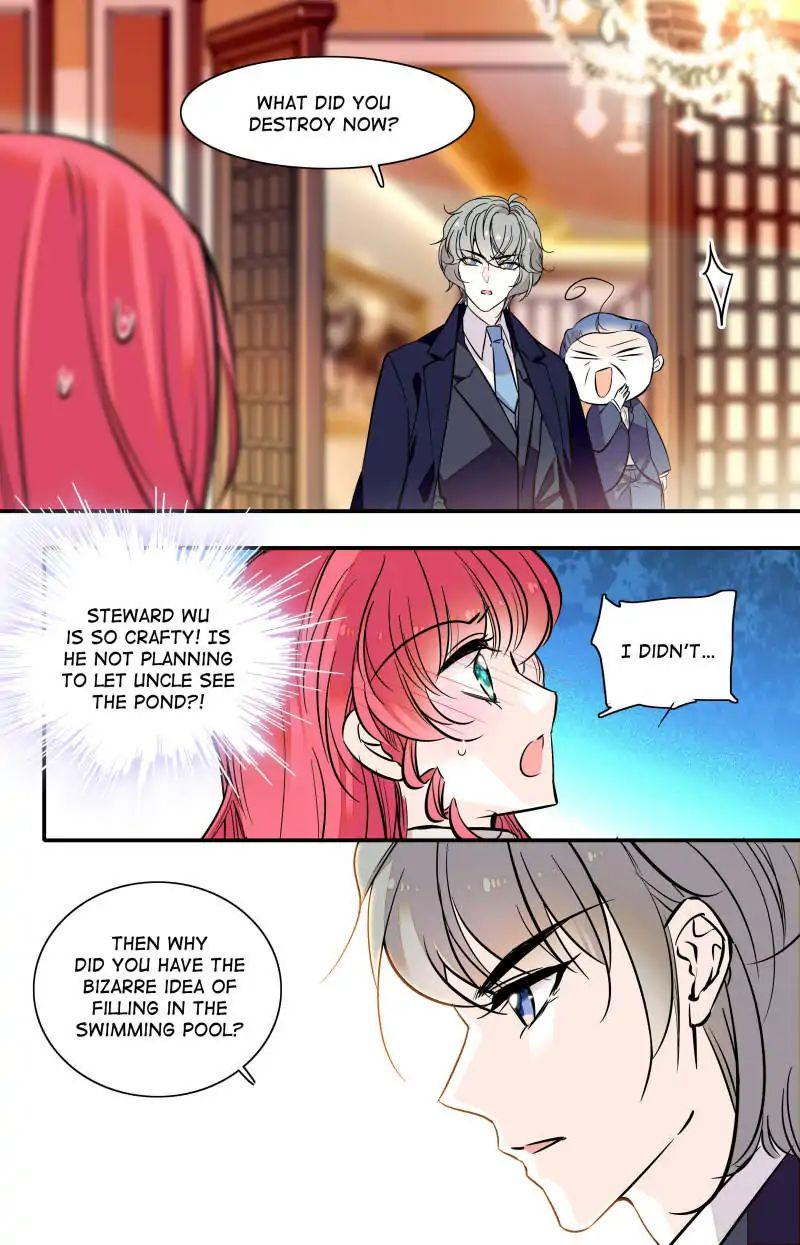 Sweetheart V5: The Boss Is Too Kind! - chapter 26 - #2