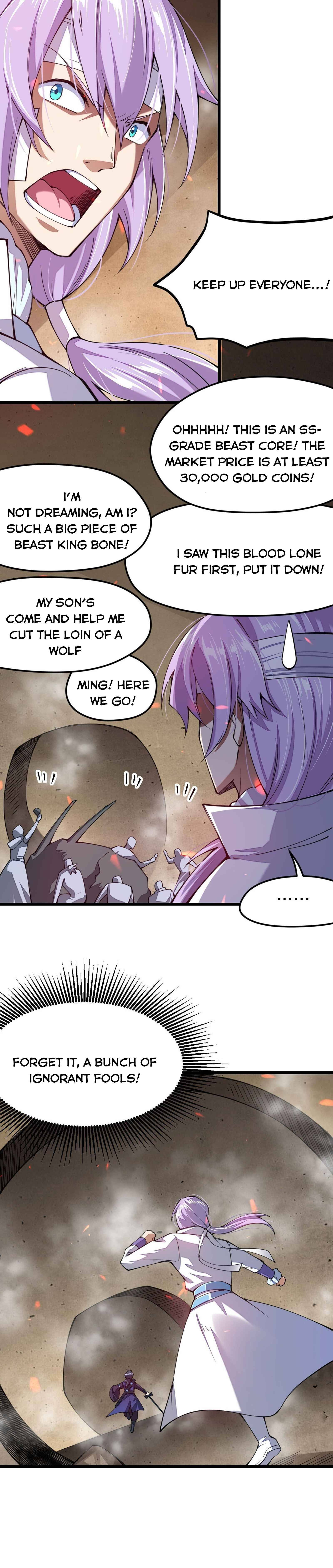 Sword God'S Life Is Not That Boring - chapter 27 - #2
