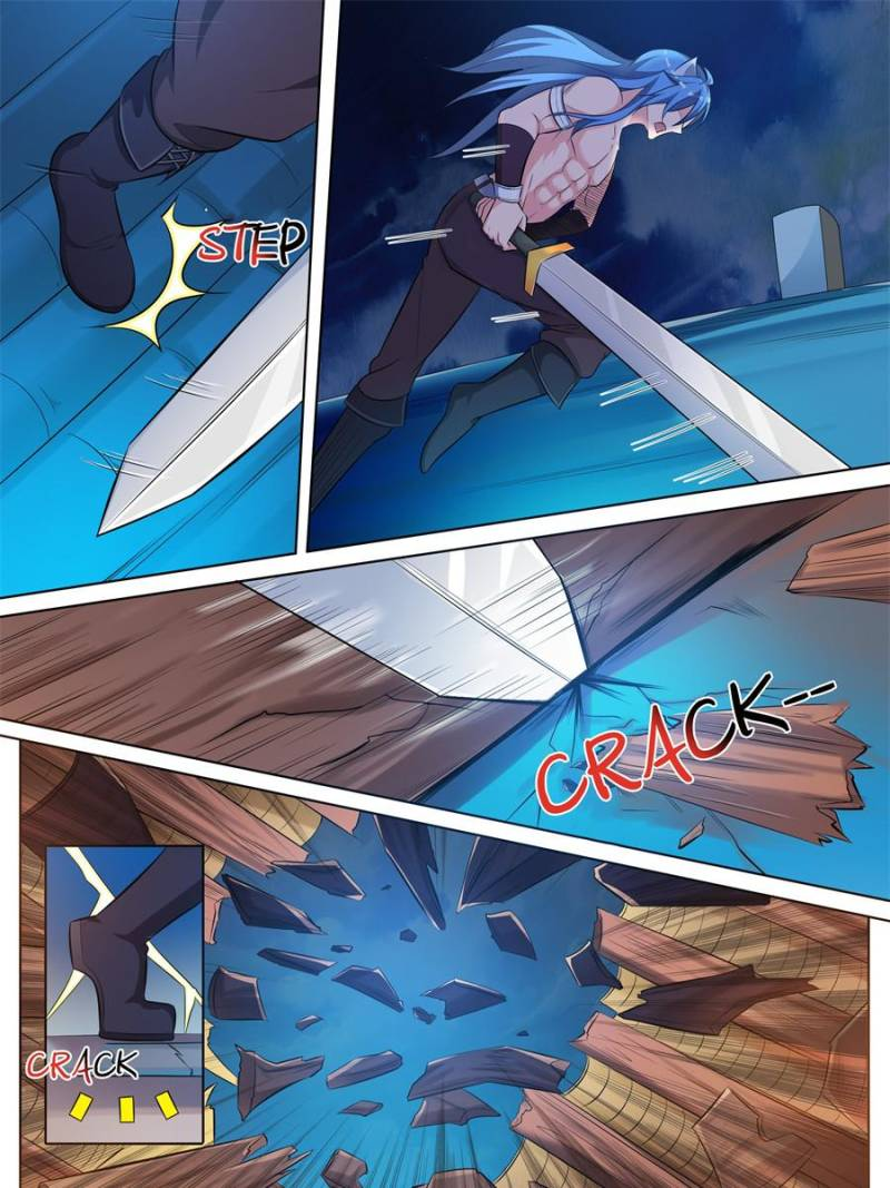 Sword Or Blood - chapter 72 - #3