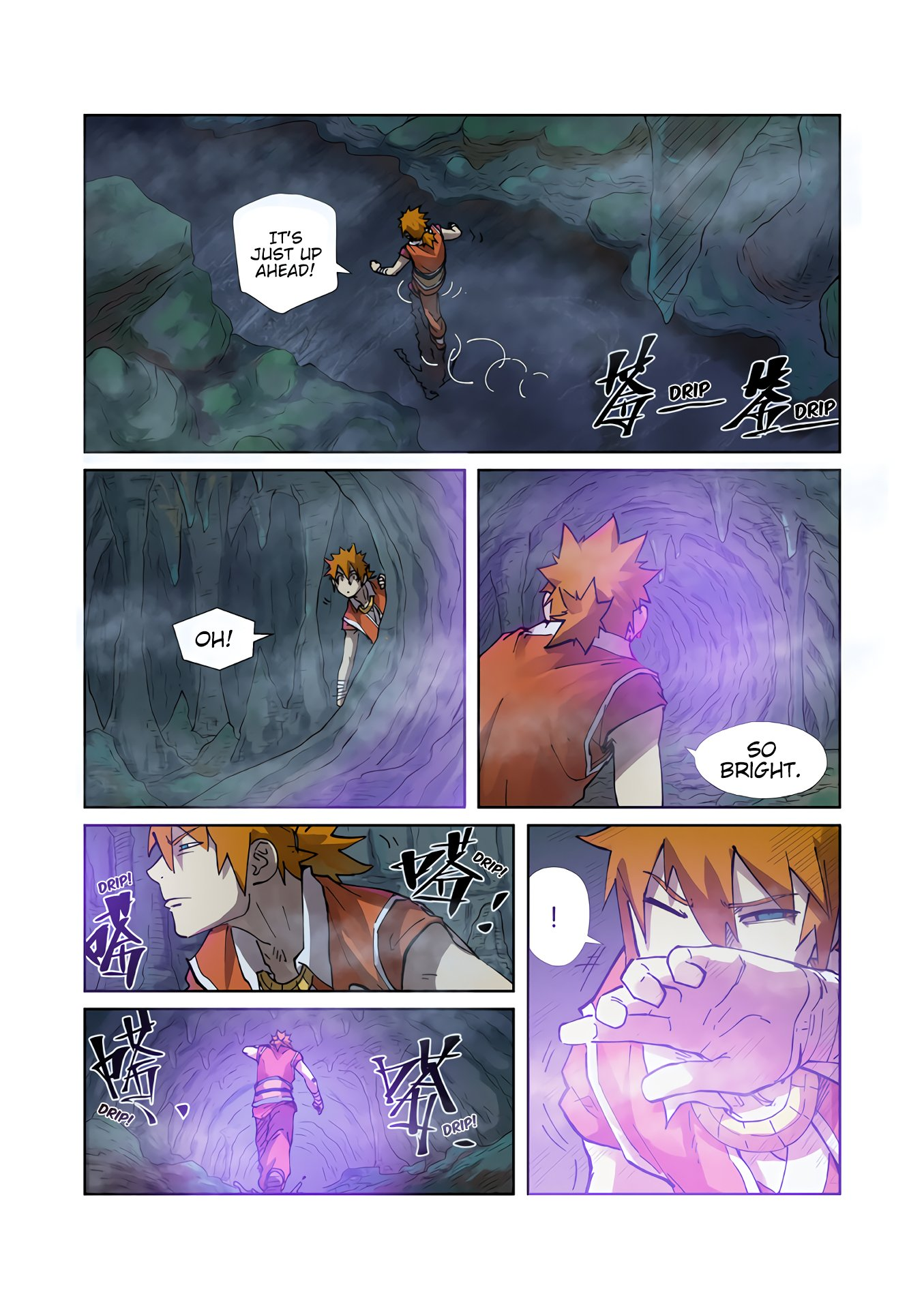 Tales of Demons and Gods - chapter 222.5 - #3