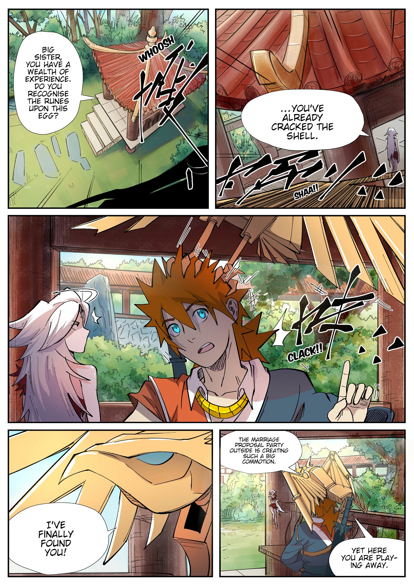 Tales of Demons And Gods - chapter 245.5 - #2