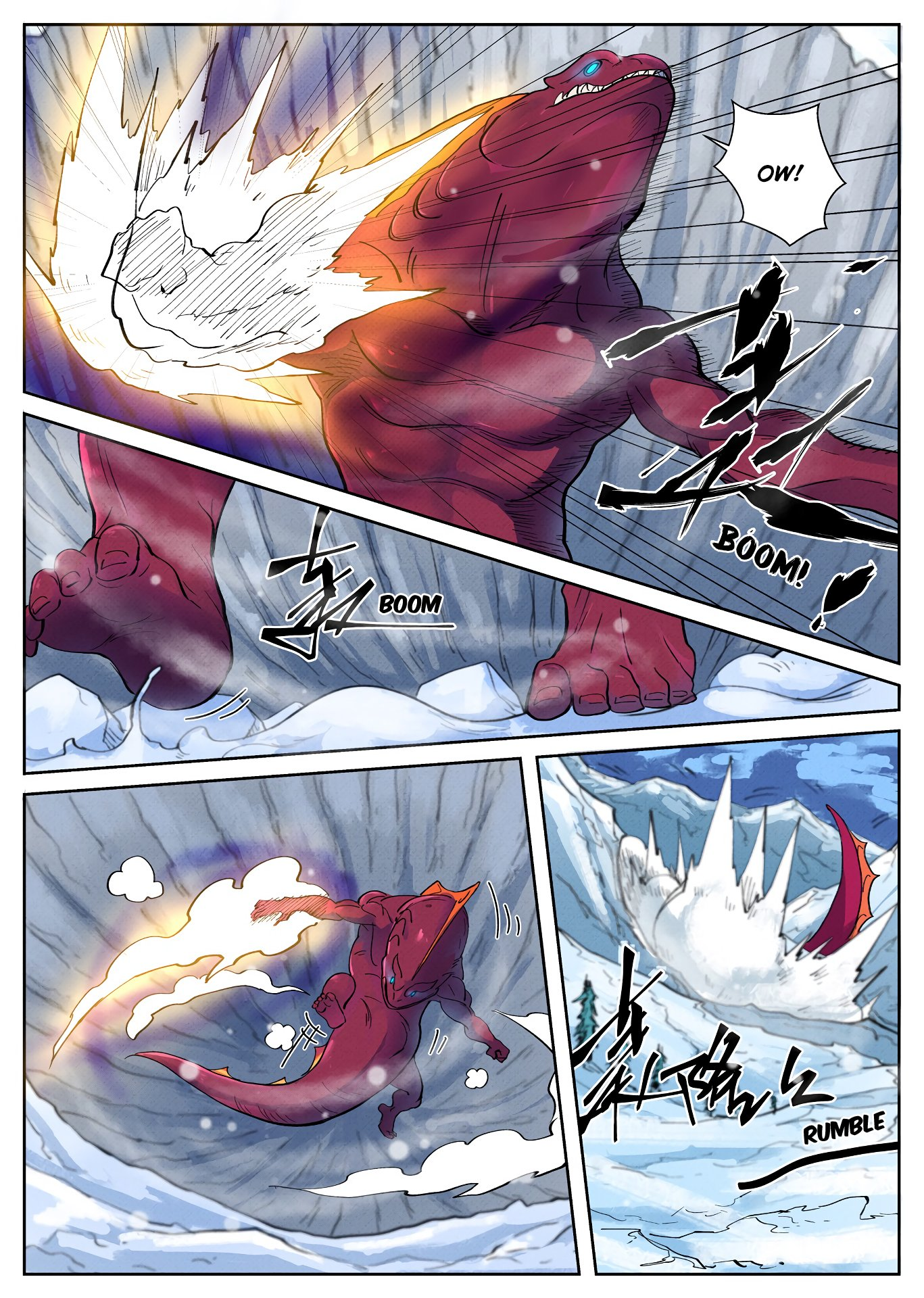Tales of Demons and Gods - chapter 252 - #3