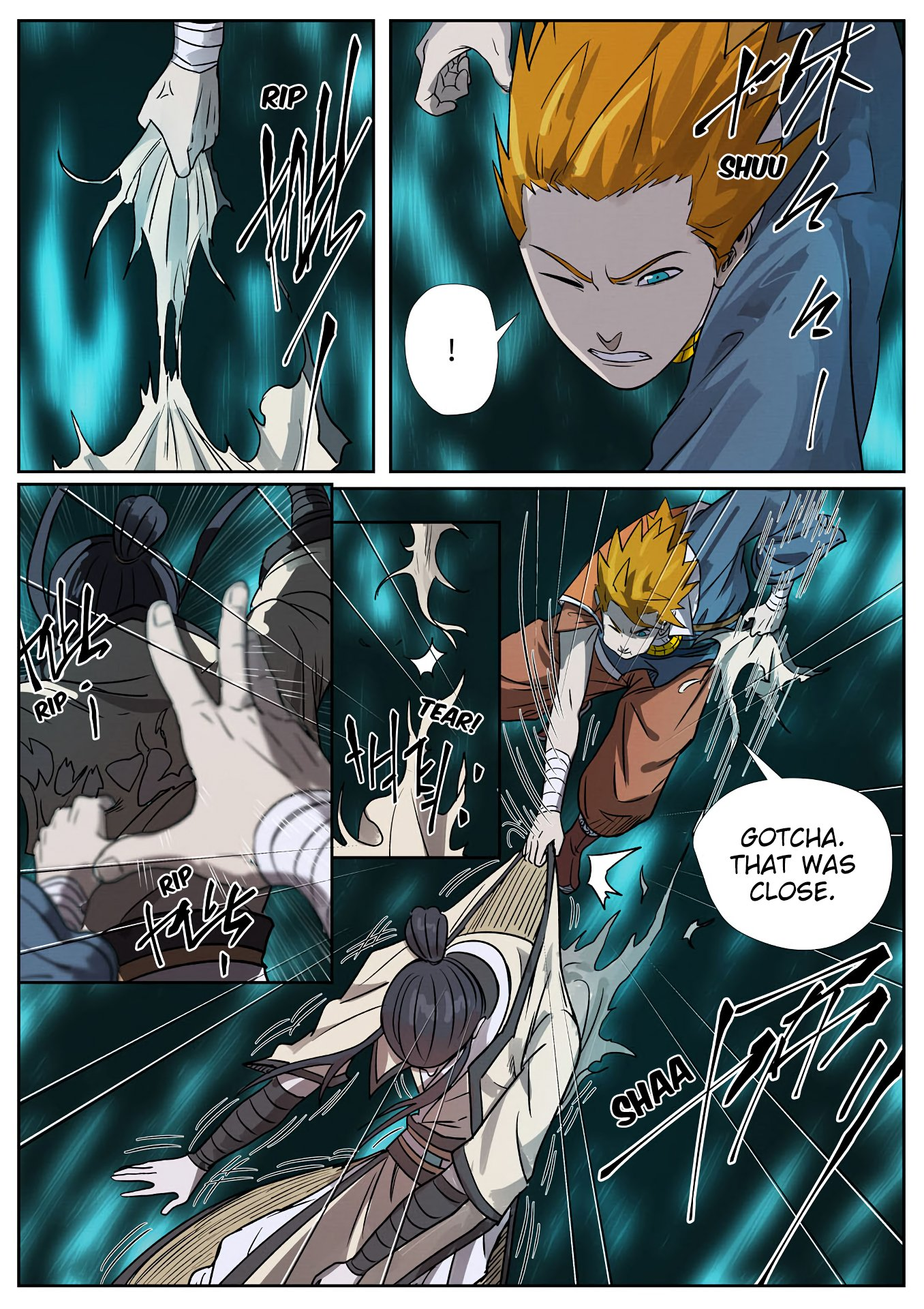 Tales of Demons and Gods - chapter 267.5 - #3