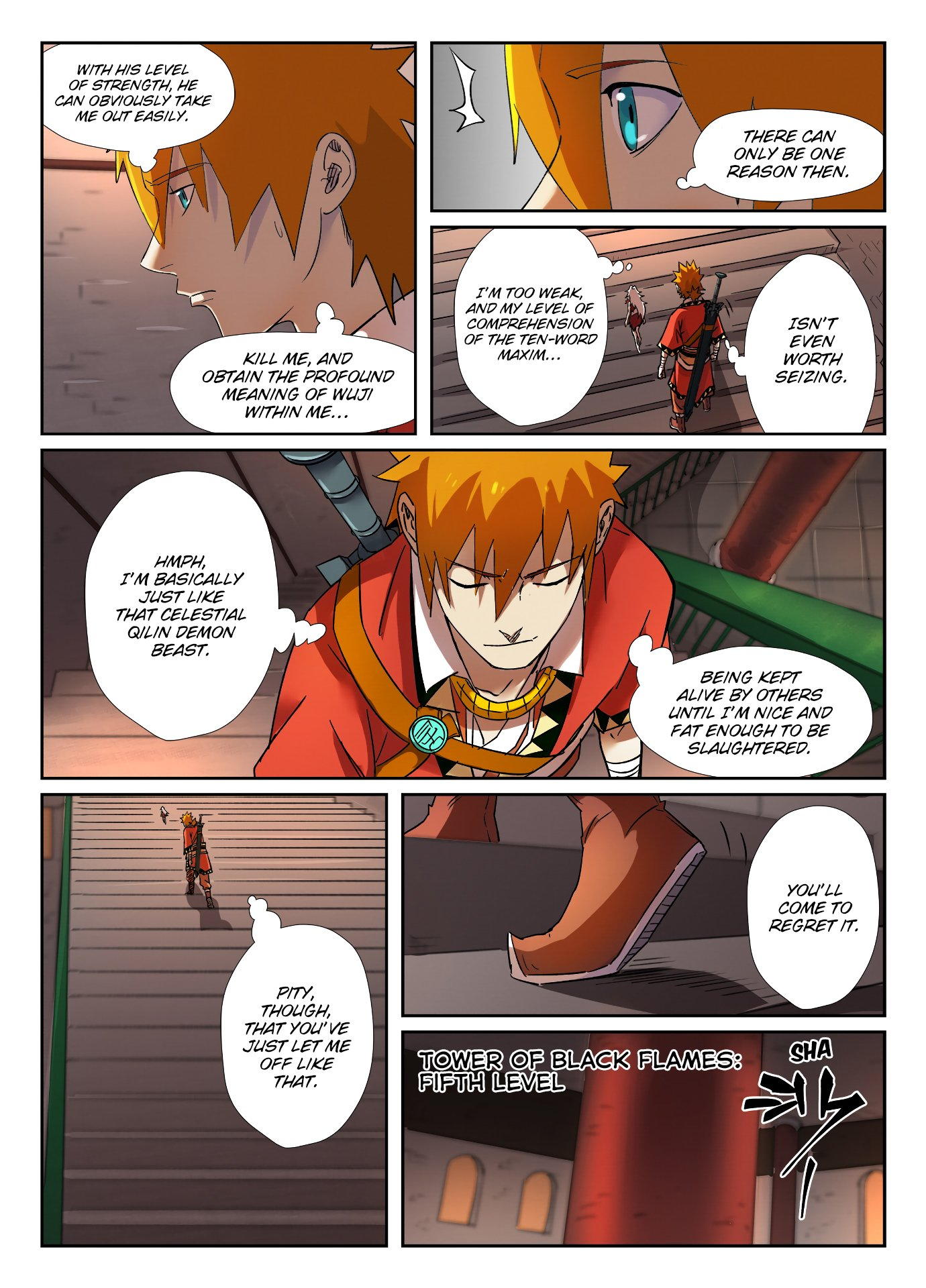 Tales of Demons and Gods - chapter 281.5 - #3