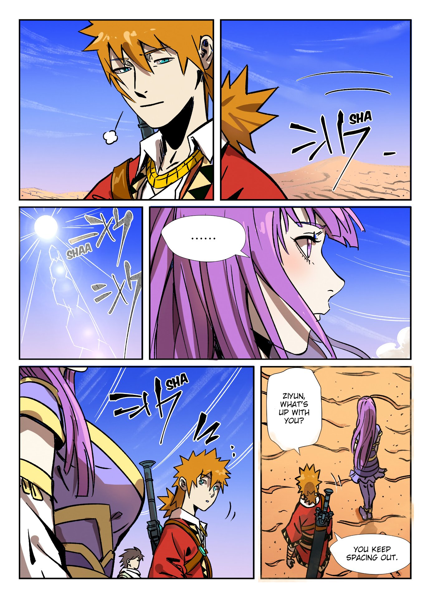 Tales of Demons and Gods - chapter 288.5 - #3