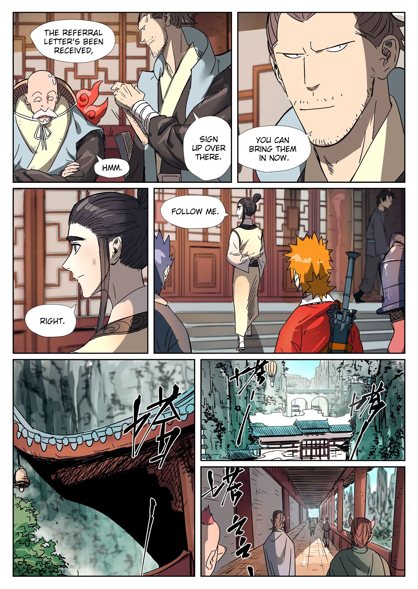 Tales of Demons and Gods - chapter 297.5 - #3