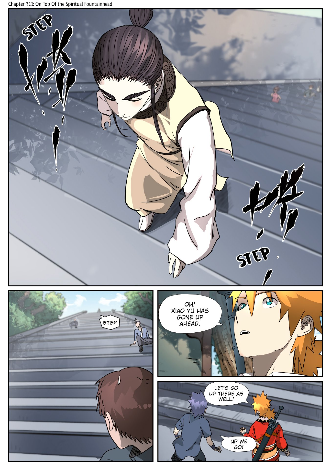 Tales of Demons and Gods - chapter 311 - #2