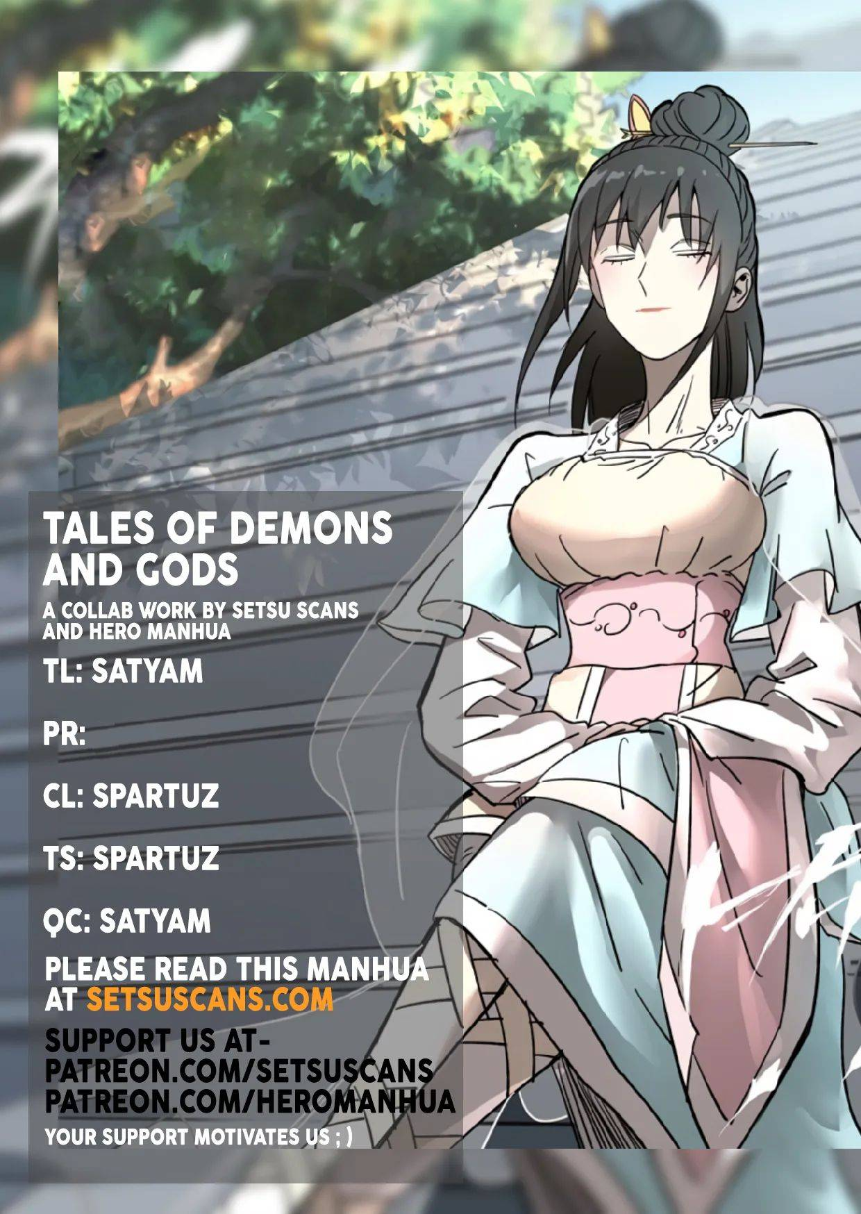 Tales Of Demons And Gods - chapter 322 - #1