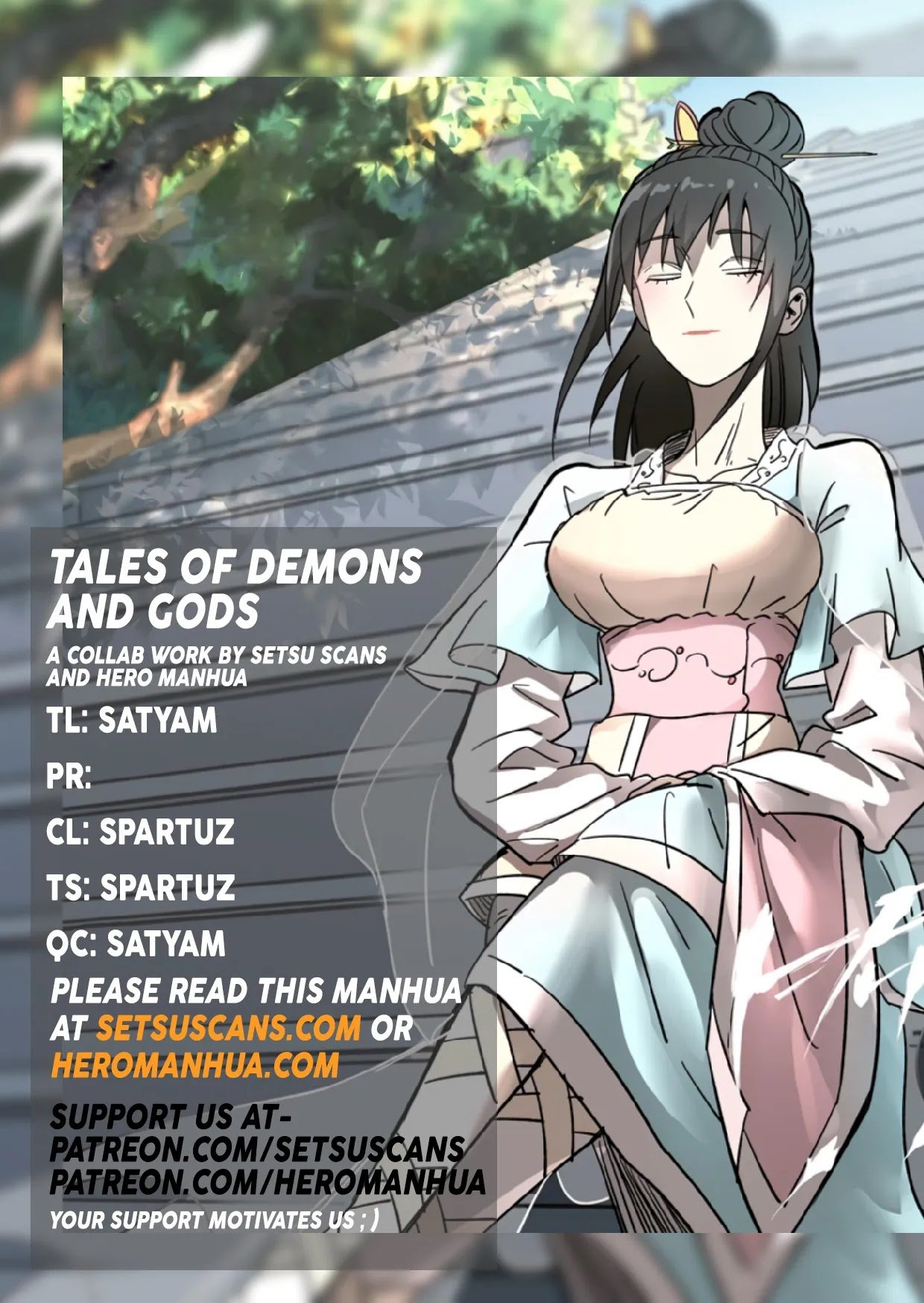 Tales Of Demons And Gods - chapter 345.1 - #1